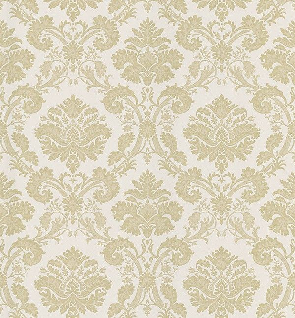 17 best images about wallpaper on pinterest satin for Cream wallpaper for walls