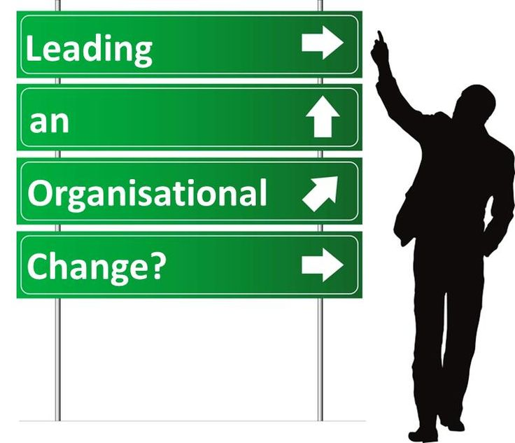 leading change in an organisation Change within an organization is inevitable and necessary for growth and survival in a complex business world if you are the leader of an organization and responsible for leading change, you are also going to be responsible for dealing with disruption within the company, possible resistance.