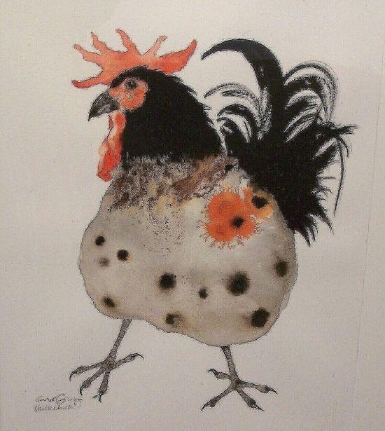 Carol Grigg - Chick Chick