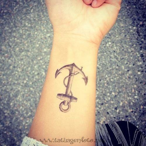 tatuagem ancora na costela - Pesquisa Google