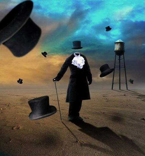 Best Composite Photography Images On Pinterest Photo - Photographer uses photoshop to create surreal dreamy composite images
