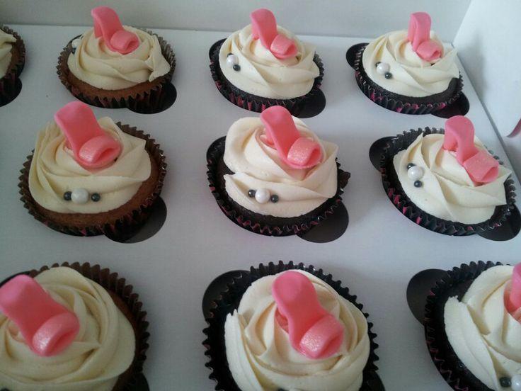 girlie diva cupcakes