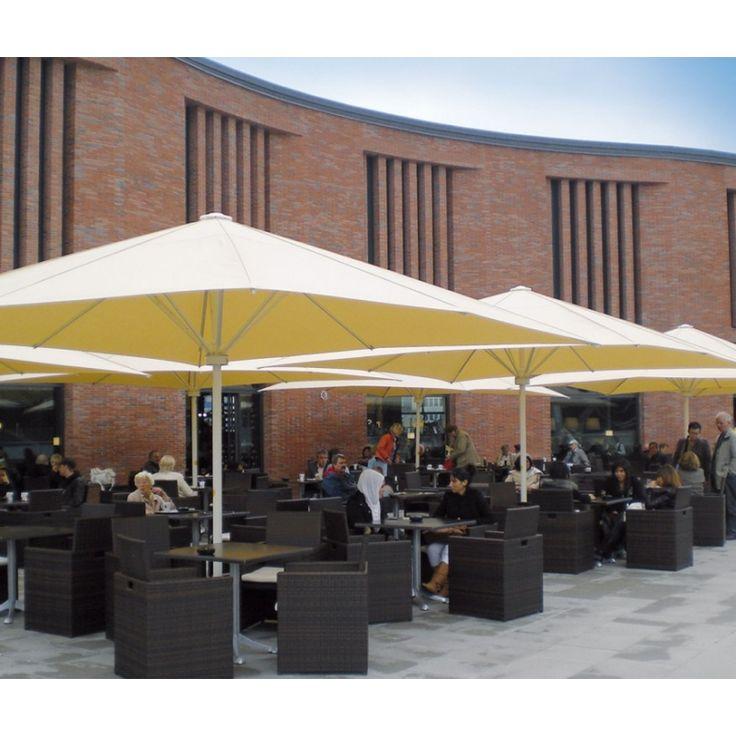 Die besten 25+ Sonnenschirm eckig Ideen auf Pinterest - sonnenschirm balkon terrasse