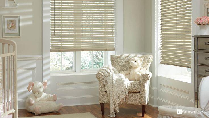 Horizontal Blinds Window Fashions with Montgomery's in South Dakota