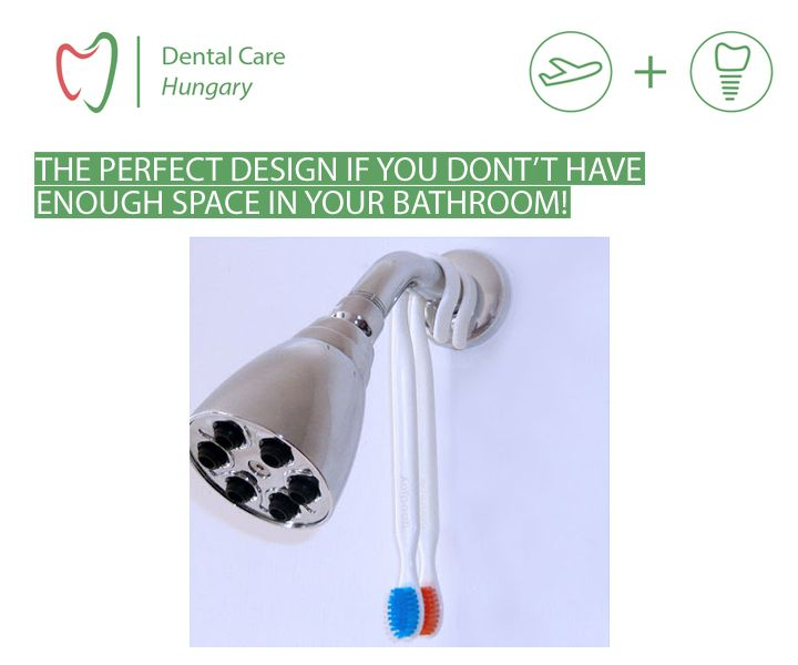 shower toothbrush
