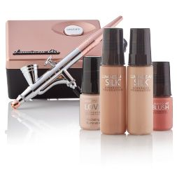 TrySilk Official Webpage with our Limited time Silk Luminess Air Airbrush Makeup TV Offer featuring the New 4-in-1 Silk Airbrush Foundation