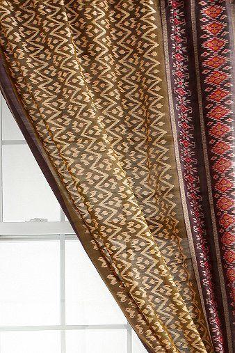 Magical Thinking Silk Sari Curtain. Urban Outfitters Apartment. $49.00