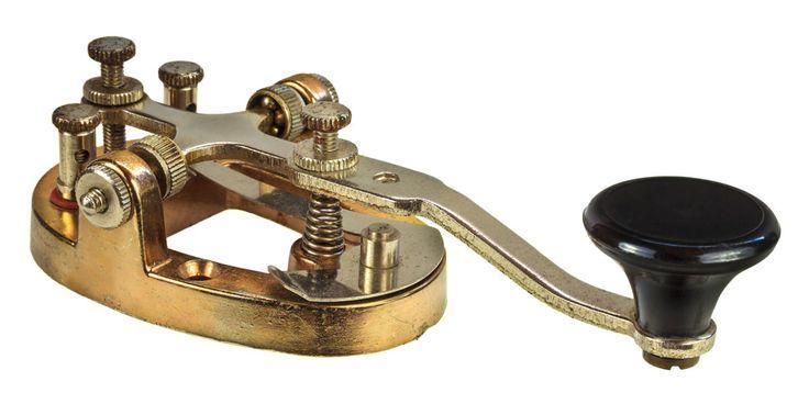 how to make a telegraph machine