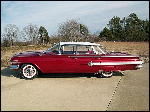 1960 Chevy Impala 4 Door Hardtop 1960 Chevrolet Impala 4 Door Hardtop Presented As Lot L178 At 1960 Chevy Impala Chevy Impala Chevrolet Impala