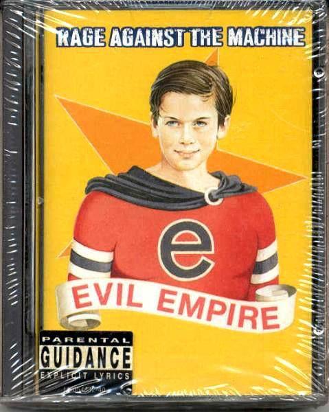 Rage Against The Machine - Evil Empire (Minidisc, Album) at Discogs