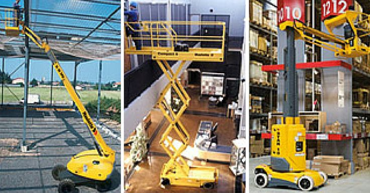 Complete range of self propelled access equipment including lift scissor lift,vertical mast,telescopic and articulated boom lift.