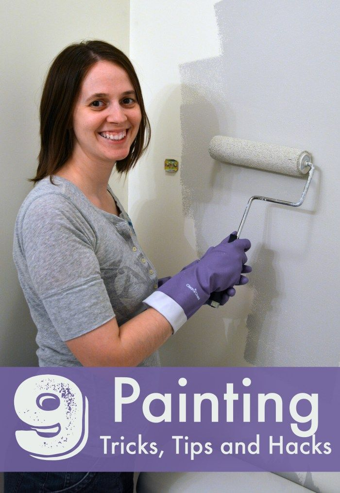 Great list of tips -- pinning for the next time I paint!