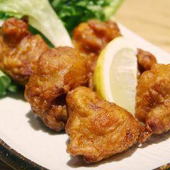 JAPANESE FRIED CHICKEN-KARAAGE http://www.japancentre.com/recipes/jfc-japanese-fried-chicken-karaage