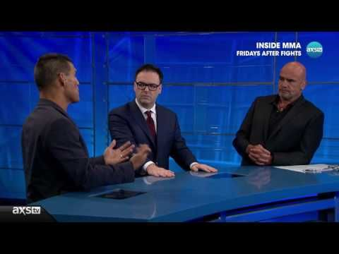 awesome WATCH: Frank Shamrock on why it's time for MMA to become a main stream sport