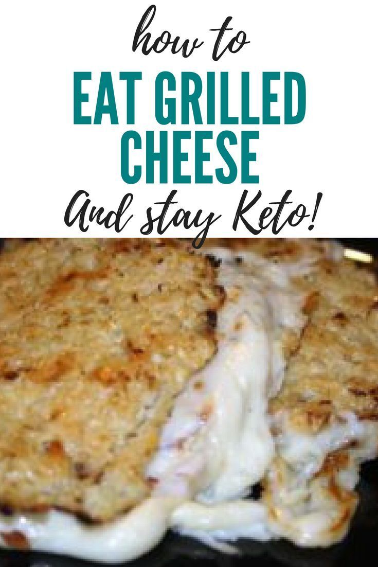 Low Carb Grilled Cheese With Cauliflower Bread Fun Easy Recipes