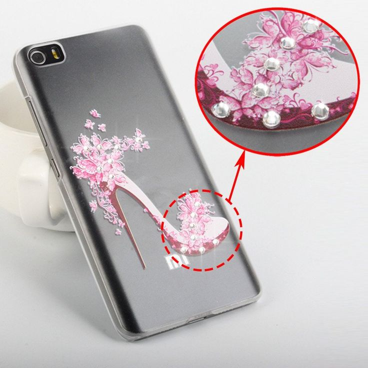Diamond Rhinestone Bling Xiaomi Mi5 M5 Case