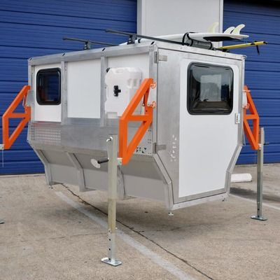 An Exclusive Behind-the-Scenes Look at the FireFly, an Ultra-Compact Camping Trailer Inspired by Space Travel