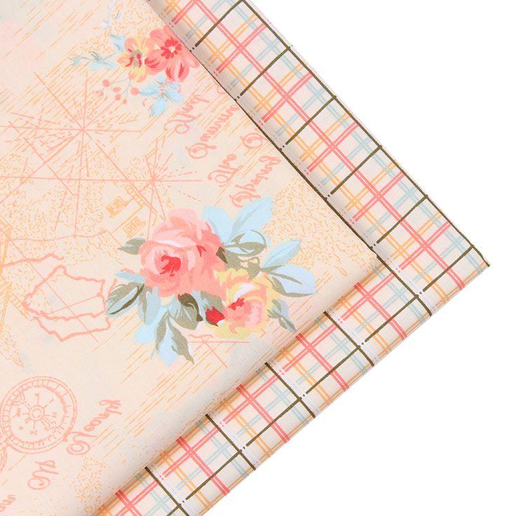 Aliexpress.com :  2016 neue 2pic/lot 40*50 cm baumwollgewebe tecidos algodão…