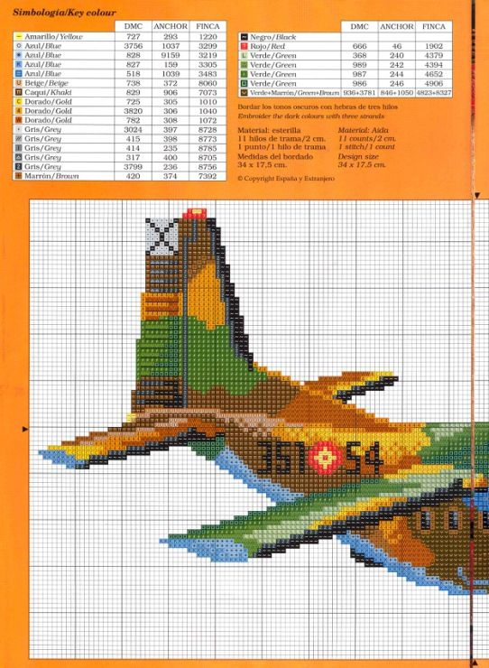 49 best images about airplane cross stitch on pinterest