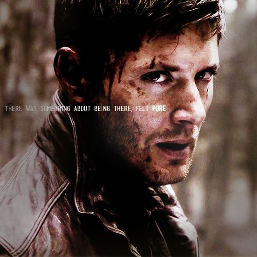 Didn't think Dean Winchester could get any sexier . . . until Purgatory Dean.