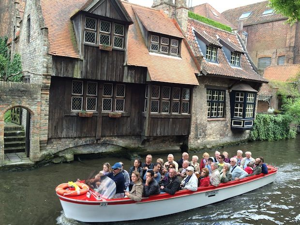 8 tours to take in Bruges