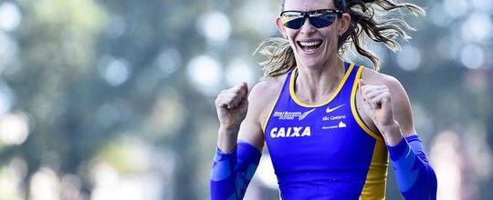 Após bater recorde, Fabiana Murer leva bronze em Mônaco com 4,65m