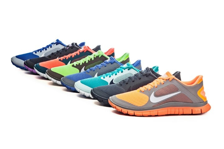 Be free this summer nike free 4.0