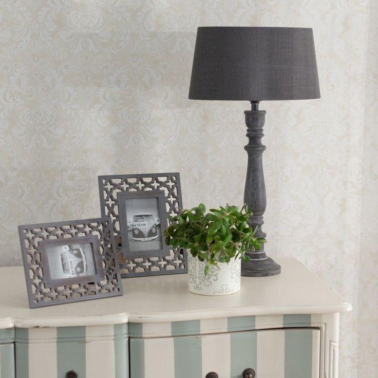 Lampa stołowa PHILIPPE 64cm 64cm #dekoracje #meble #furniture #lamp #lampy #interior #design #decoration #salon #livingroom #home