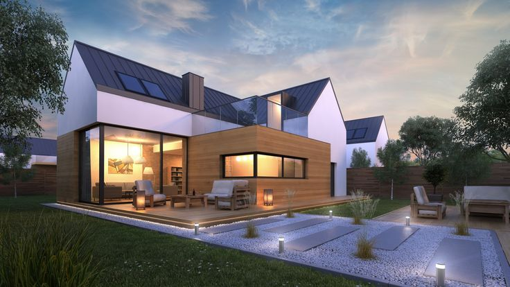 House design by ELD Poland