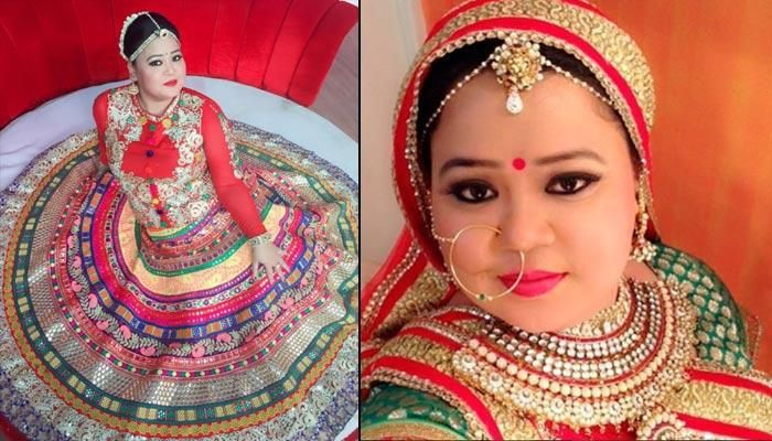 Comedian Bharti Singh Talking Up About Her Wedding