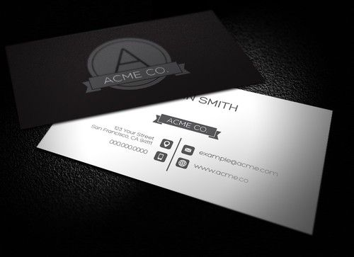 Designs 99designs Need You To Create Stunning Business Card Templates Awarding At Least 6