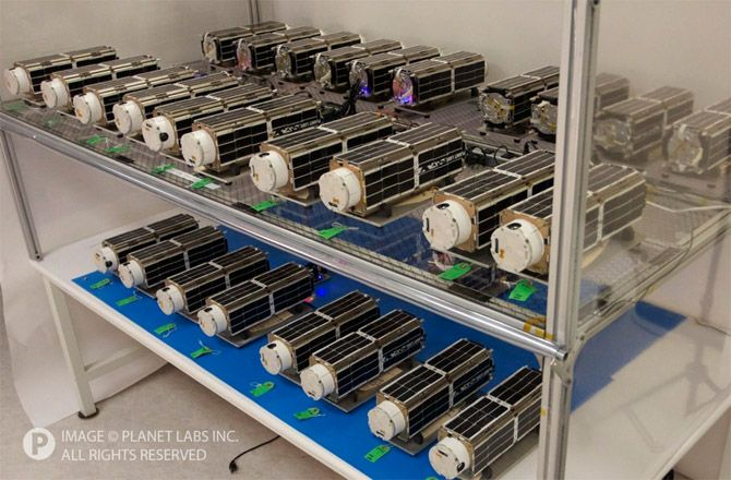 Saving the Planet One Tiny Satellite at a Time : Discovery News. Would like to be part of it!