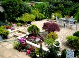 Image result for small rear garden ideas