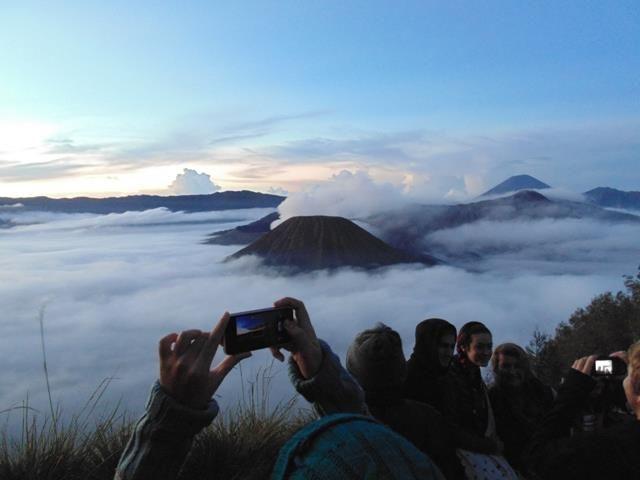 Mt.Bromo panoramic