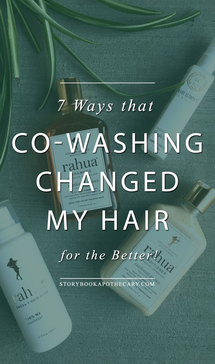 7 Ways Co Washing Changed My Hair http://storybookapothecary.com/co-washing-hair/?utm_campaign=coschedule&utm_source=pinterest&utm_medium=Tianna%20%40%20Storybook%20Apothecary&utm_content=7%20Ways%20Co%20Washing%20Changed%20My%20Hair