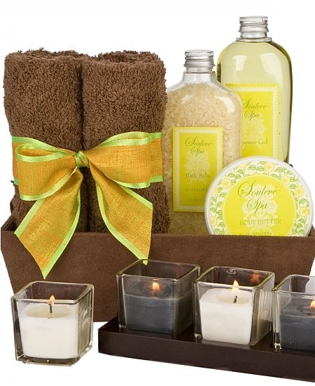 Sunflower Spa & Relaxation Kit