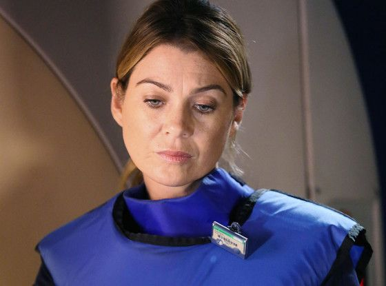 Grey's Anatomy Season 11 Sneak Peek: Meredith Confronts Her Newly Discovered Half-Sister (Yes, Another One) and Things Get Ugly!  Ellen Pompeo, Grey's Anatomy