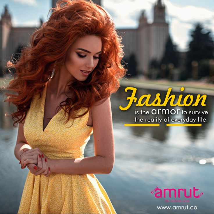 """""""#Fashion is the armor to survive the reality of everyday life."""" — Bill Cunningham Be with Amrut - The Fashion Icon and feel the fashion!!! www.amrut.co #Fashionworld #FashionInIndia"""