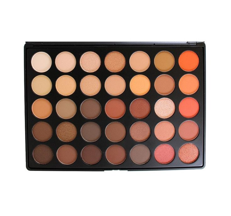 35O - 35 COLOR NATURE GLOW EYESHADOW PALETTE https://www.morphebrushes.com/collections/pro-makeup-palettes/products/35o