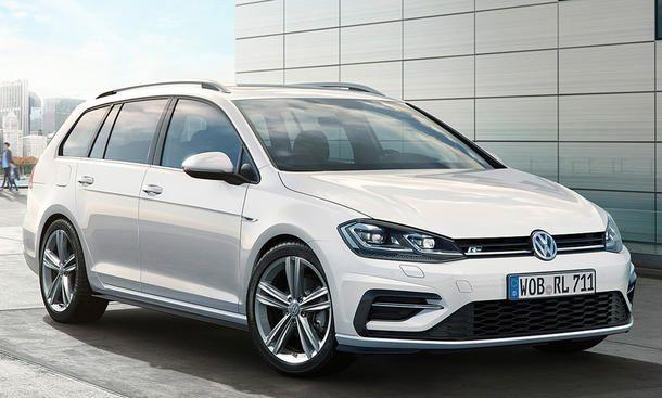 Vw Golf 7 Variant Facelift 2017 Preis Motoren Autozeitung De Volkswagengolfvariant Vw Wagon Volkswagen Vw Golf Variant