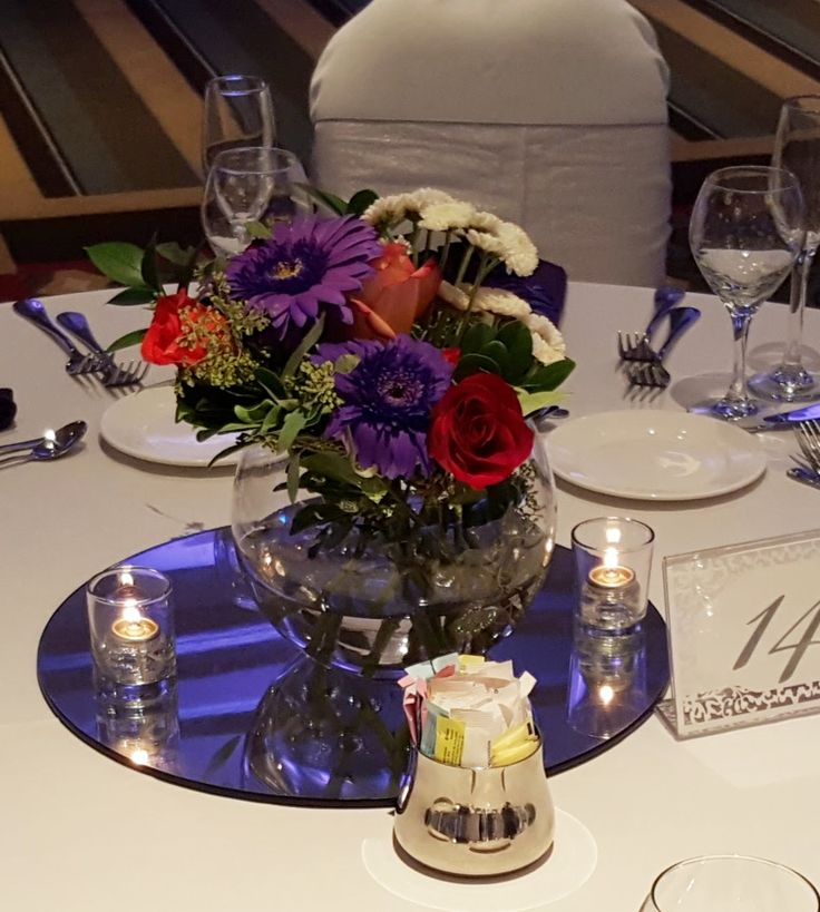 Best images about mixed flowers centerpieces on