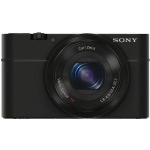 Sony DSC-RX100 20.2 MP Exmor CMOS Sensor Digital Camera with 3.6x Zoom
