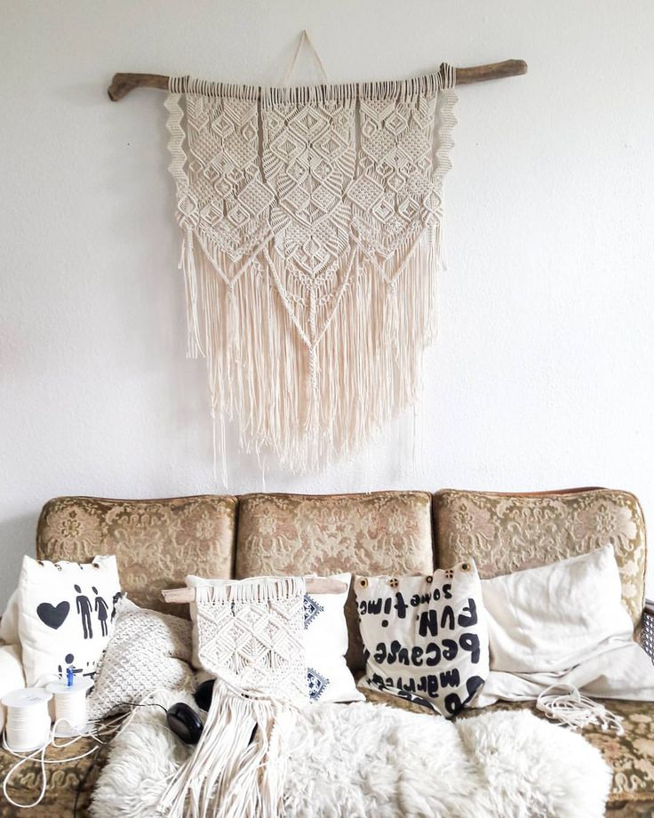 306 best New Boho images on Pinterest A quotes, Apartments and - bohemian style schlafzimmer weiss