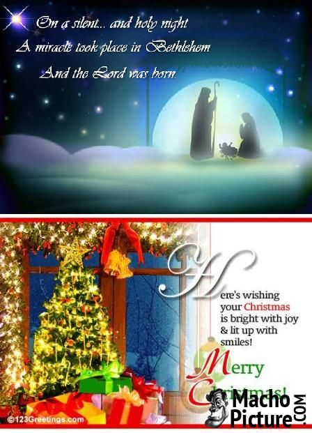 264 best christmas greetings images on pinterest natal christmas free e christmas card 3 photo m4hsunfo