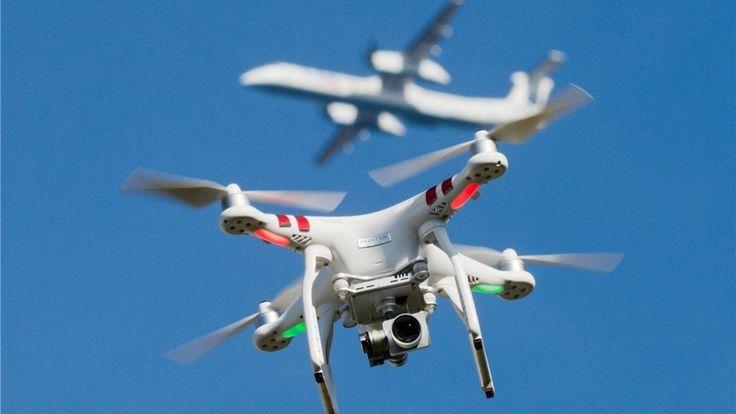 Die Zahl der Drohnen von Hobbypiloten steigt. Immer öfter machen spektakuläre Abstürze und Unfälle Schlagzeilen.