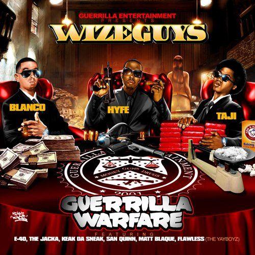 Wizeguys - Guerilla Warfare