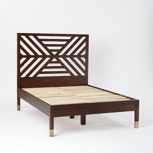 Vonnegut/Kraft Bed Set | West Elm on sale for $599 for a