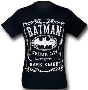 Batman Dark Knight Gotham City T-Shirt