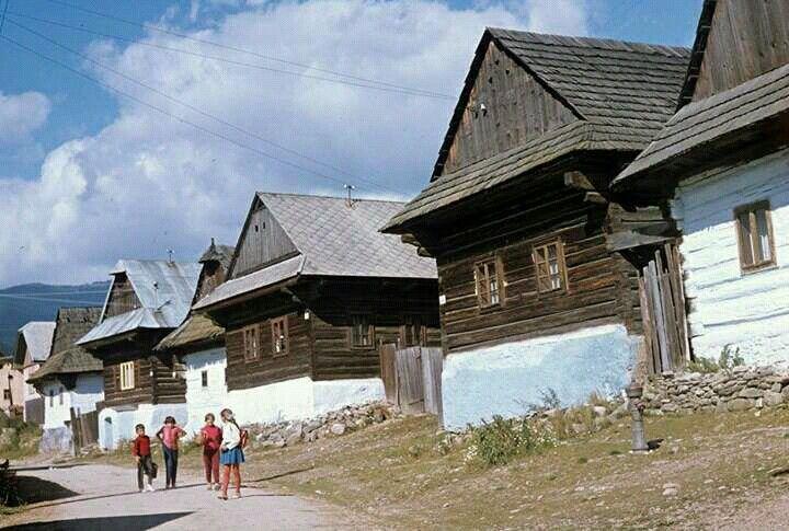 Polomka, Bernolákova ul., r. 1972