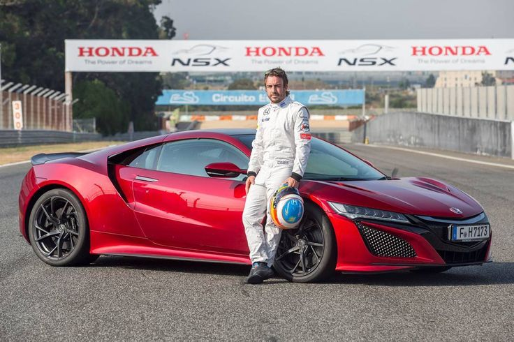 Visit enlapista.com #enlapistadotcom  #honda #hondansx #nsx #NSXHeroes #fernandoalonso #alonso  @honda @hondaracingf1 @mclaren @fernandoalo_oficial  #fastcars #decalfx #autoshow #cars #autotrend #instaauto #exoticcars #carphotography #carsofinstagram #carsovereverything #carporn #instacars #carswithoutlimits #carstagram #carshow #automotive #cargram #photooftheday #legendaryrides